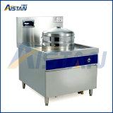 Zl12-001 singolo fornello capo del forno del vapore di induzione del diametro 520mm