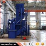 Niedriger Preis-automatische Doppelaufhängungs-Granaliengebläse-Maschine, Modell: Mhb2-1012p11-2