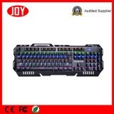 Aluminiumlegierung-Platten-mechanische Tastatur Gamer Schlüsselvorstand