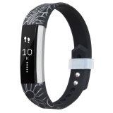 De in het groot Unieke Afgedrukte Riem van de Armband van het Horloge van het Silicone voor de Band van het Silicone van Fitbit Alta
