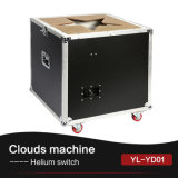 Flying Helium Foam Clouds Making Machine for Wedding
