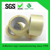 Cartón que sella la cinta adhesiva del embalaje del derretimiento caliente BOPP con precio competitivo