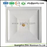 Clip de fixação no revestimento do rolo de impressão do painel de alumínio forro de teto