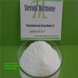 Zubehör-Testosteron Enanthate rohes Steroid Puder-Hormon für Muskel-Gebäude