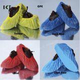 Consumibles médicos desechables de plástico PE Cubrezapatos