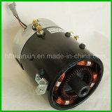 Carrito de golf 3.8kw 48V DC Sepex AMD Modelo Motor Zqs48-3.8-T DC Motor excitación independiente 2800rpm del motor eléctrico DC cepillo