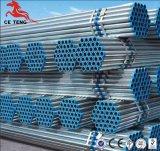 Tubo galvanizado/tubo de acero galvanizado de la INMERSIÓN caliente