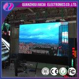 Contexte enorme d'écran du concert DEL d'écran de P4 DEL