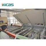 Cadena de producción de la tarjeta de viruta de la máquina de la carpintería