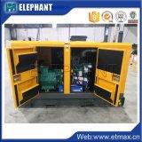 Générateur diesel portatif incroyable de la qualité 110kVA 88kw