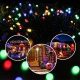 يجزّع يبيع! [30م] [300لدس] شمسيّ يزوّد [لد] عيد ميلاد المسيح خيط لأنّ زخرفة خارجيّة