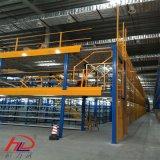 Mezzanine de pesado acero estantería