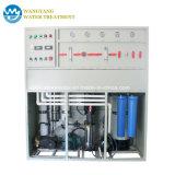 Sistema di trattamento di acqua purificato di osmosi d'inversione