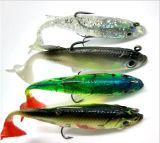 8cm 14G ont coloré l'attrait Bionic d'appât de poissons de fil