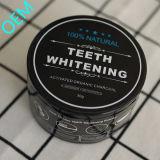 Denti del carbone di legna che imbiancano dentifricio in pasta dentale 100PCS