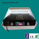 20 amplificador duplo do sinal do telefone de pilha da faixa GSM900 Dcs1800 do dBm (GW-20GD)