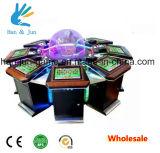 Casino Real de monedas en la ruleta Casino de la máquina de videojuegos