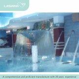 Producto de masaje paraguas de acero inoxidable para piscina