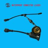 ケーブルワイヤーが付いている水中LEDの軽いランプソケット