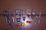 Bucles de elevación de la construcción de prefabricados de hormigón con anillo de la construcción del cable (Hardware)