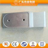 Parti di alluminio industriali dalla fabbrica del principale 5 della Cina