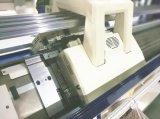 Nueva completamente avanzada máquina para hacer punto del plano del ordenador con el sistema doble para la fabricación del suéter