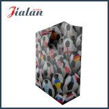 Il retro disegno personalizza il sacchetto di carta poco costoso del regalo dei commerci all'ingrosso stampato marchio