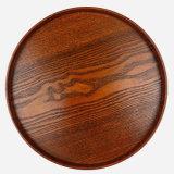 Cheap Wholesale mesas de madera de bambú bandeja de servir alimentos