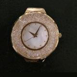 Soem-Diamant-Uhr-Edelstahl-Uhr-Form-Dame-Uhr 71342
