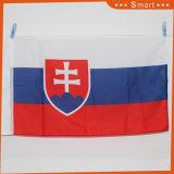 Vlag van het Land van de douane de Hangende, de Verschillende Nationale Druk van de Banner van de Vlag van het Land