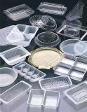 Embalagem em blister alimentar