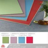 600x600mm, 300x600mm Material de Construcción Verde de China Foshan Color puro de porcelana de la pared de suelo rústico mosaico (VRR6I212, el 24''x24''; 12''x24'')