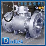Il blocchetto di Didtek e la funzione del salasso hanno ridotto la valvola a sfera molle del perno di articolazione della guarnizione del foro