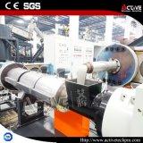 Linha de produção plástica do granulador da máquina da peletização