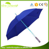 주문 색깔 번쩍이는 LED 우산