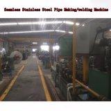 기계 생산 라인을 만드는 강철 관 용접