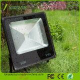10W 20W 50W 100W RGB LEDの洪水ライト屋外IP65は庭のヤードのガレージの芝生のための景色のスポットライトを防水する