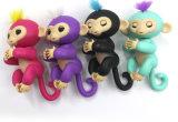 작은 물고기 핑거 원숭이 꼭두각시 괴뢰는 판매를 위한 Wowwee 원숭이 애완 동물 장난감을