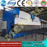 De hydraulische Controle van de Buigende Machine Wc67y CNC van de Plaat