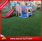 Stuoia artificiale dell'erba del tappeto erboso del giardino del fornitore della Cina
