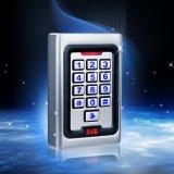 IP68 Waterproof Teclado do luminoso do controle de acesso, até 2, 000 códigos possíveis do usuário (1-4 dígitos),  Entrada e saída de Wiegand