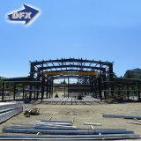 Ангар стальной структуры Pre-Инженерства низкой стоимости с сертификатом SGS