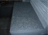 Mattonelle nere delle lastre del granito della perla G684