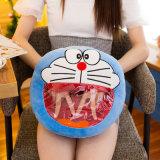 Pata popular do urso do aquecedor da mão enchida & animal do brinquedo do luxuoso