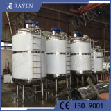 SUS304 o 316L tanque de mezcla de tanque agitador industrial de productos químicos