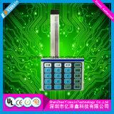 Custom Made Prix de gros de la production de masse interrupteur à membrane tactile