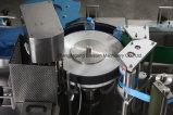 Tipo giratório máquina de etiquetas quente da colagem OPP