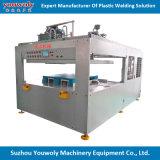 Machine de soudure infrarouge pour des pièces de plastiques