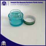 Jarra de vidro de 30 g de creme para cuidados pessoais