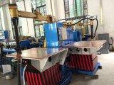 Máquina automática de la soldadura por puntos de la plataforma del funcionamiento
